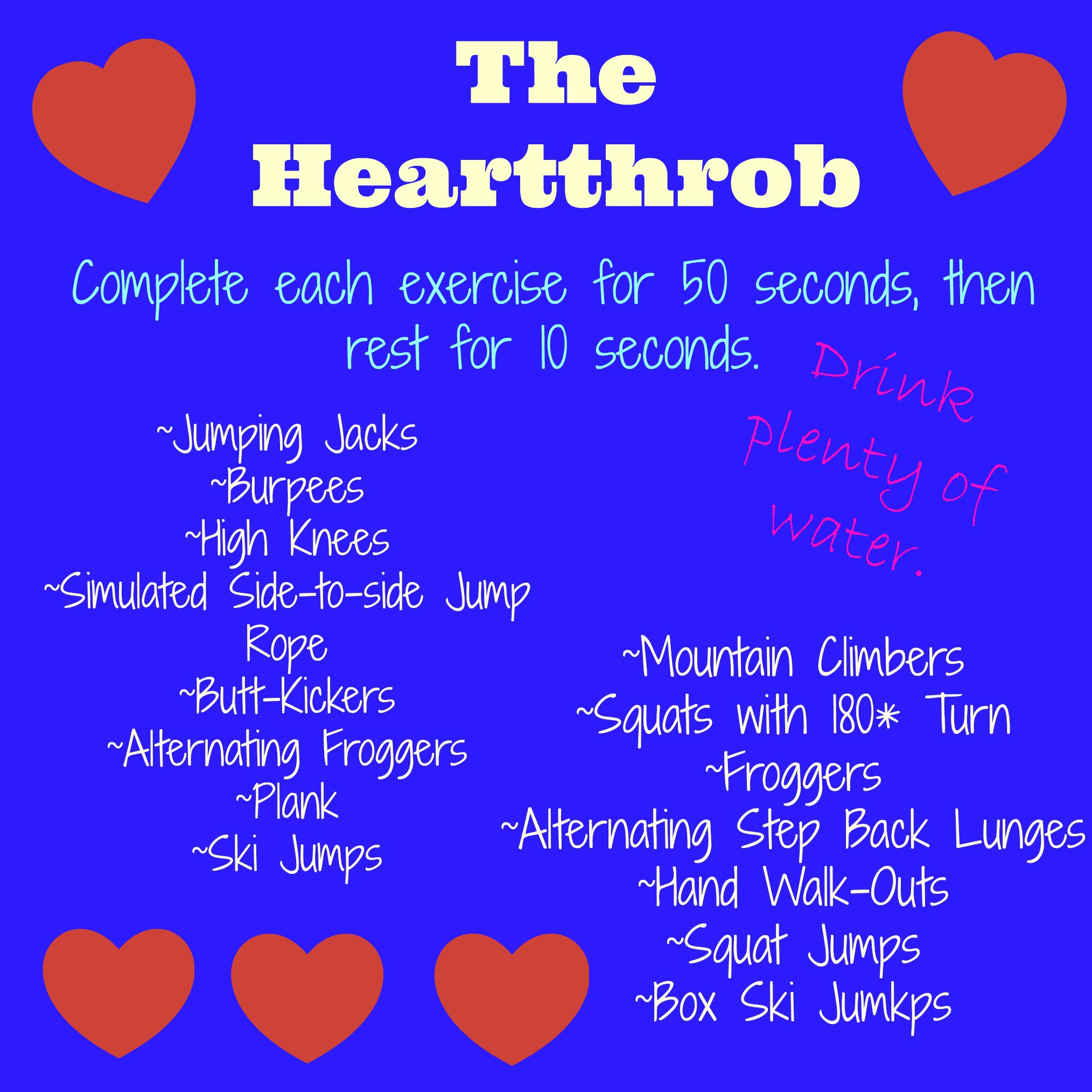The Heartthrob