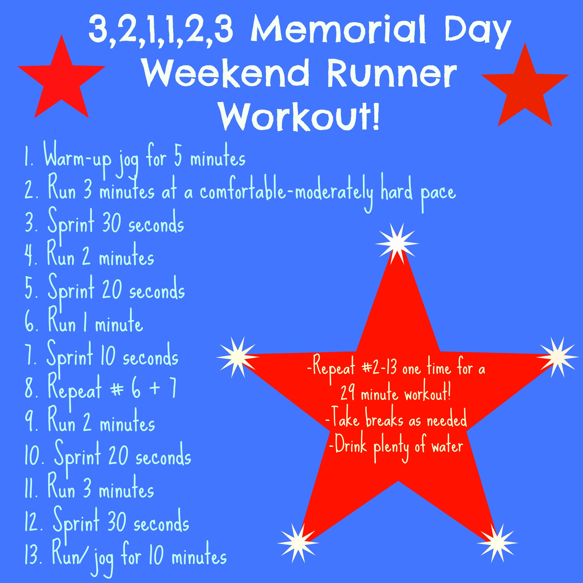 MDW Runner Workout