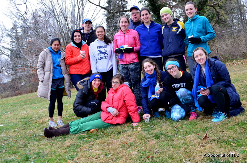Thanksgiving, Cross Country Alumni 180