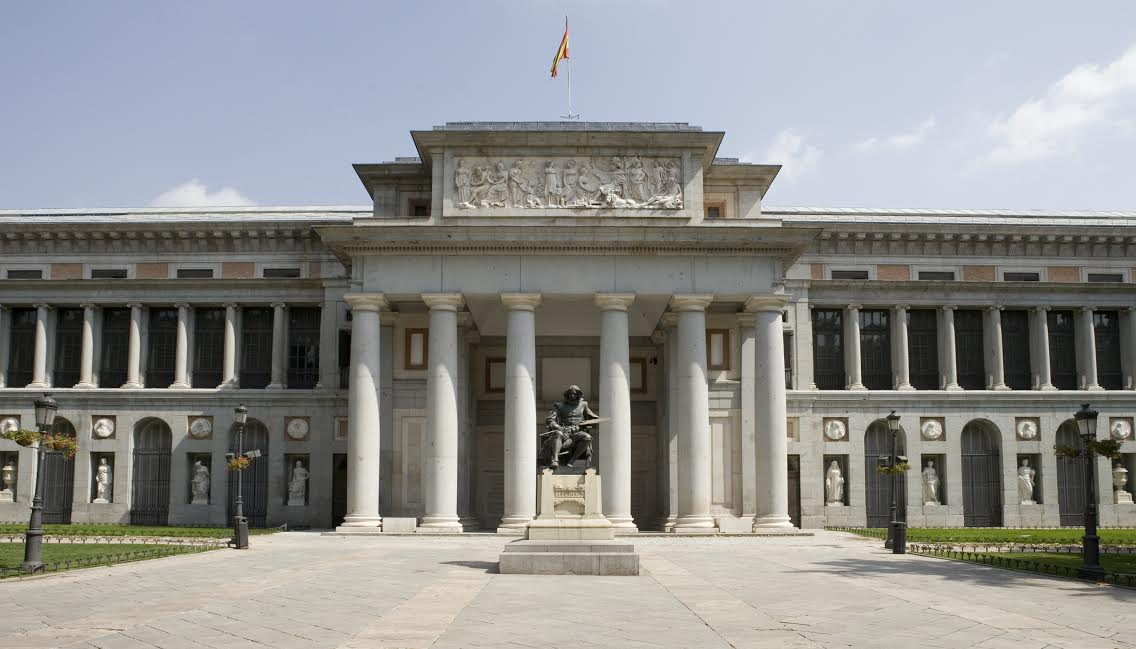 Free museums in madrid a spoonful of tlc 2018 for Calle prado 9 madrid