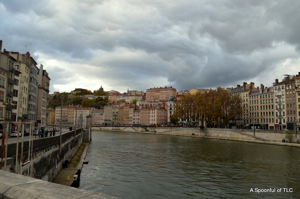 weekend in Lyon, France
