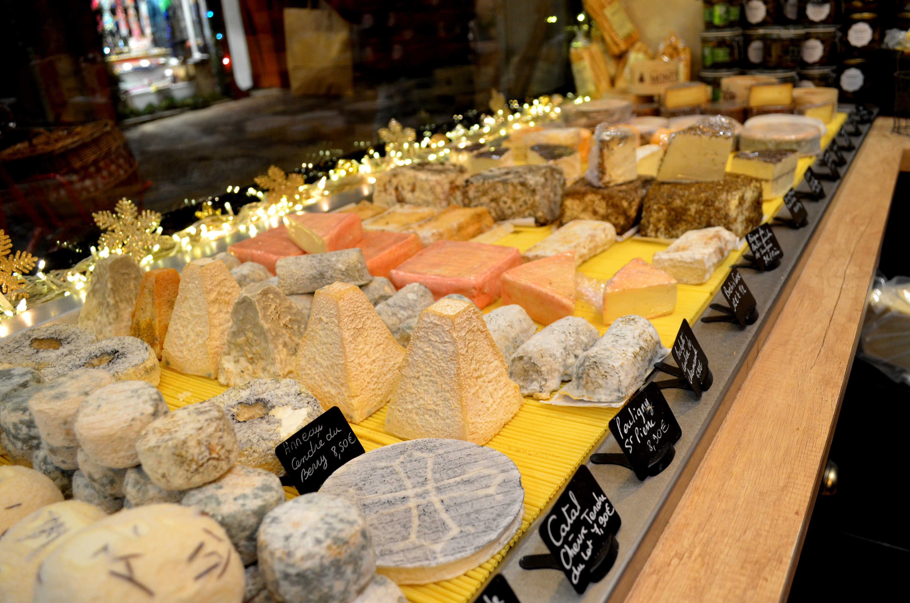 Cheese in Bordeaux
