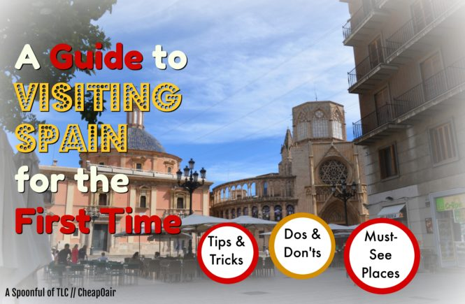 Visit Spain for the First Time
