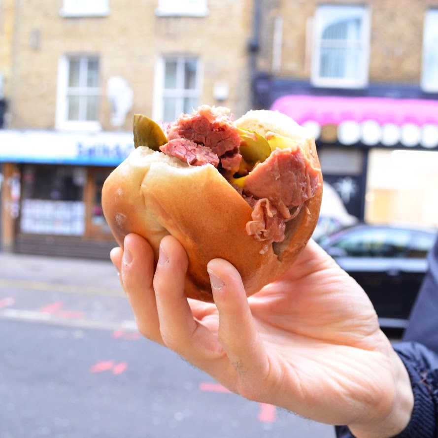 Food Guide to London A Spoonful of TLC